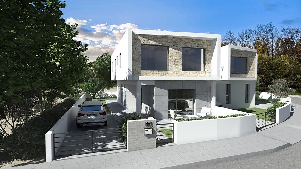 Mesogi Georgia III | House I